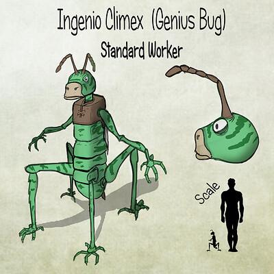 Jerry denton jerry denton gb standard worker thumb