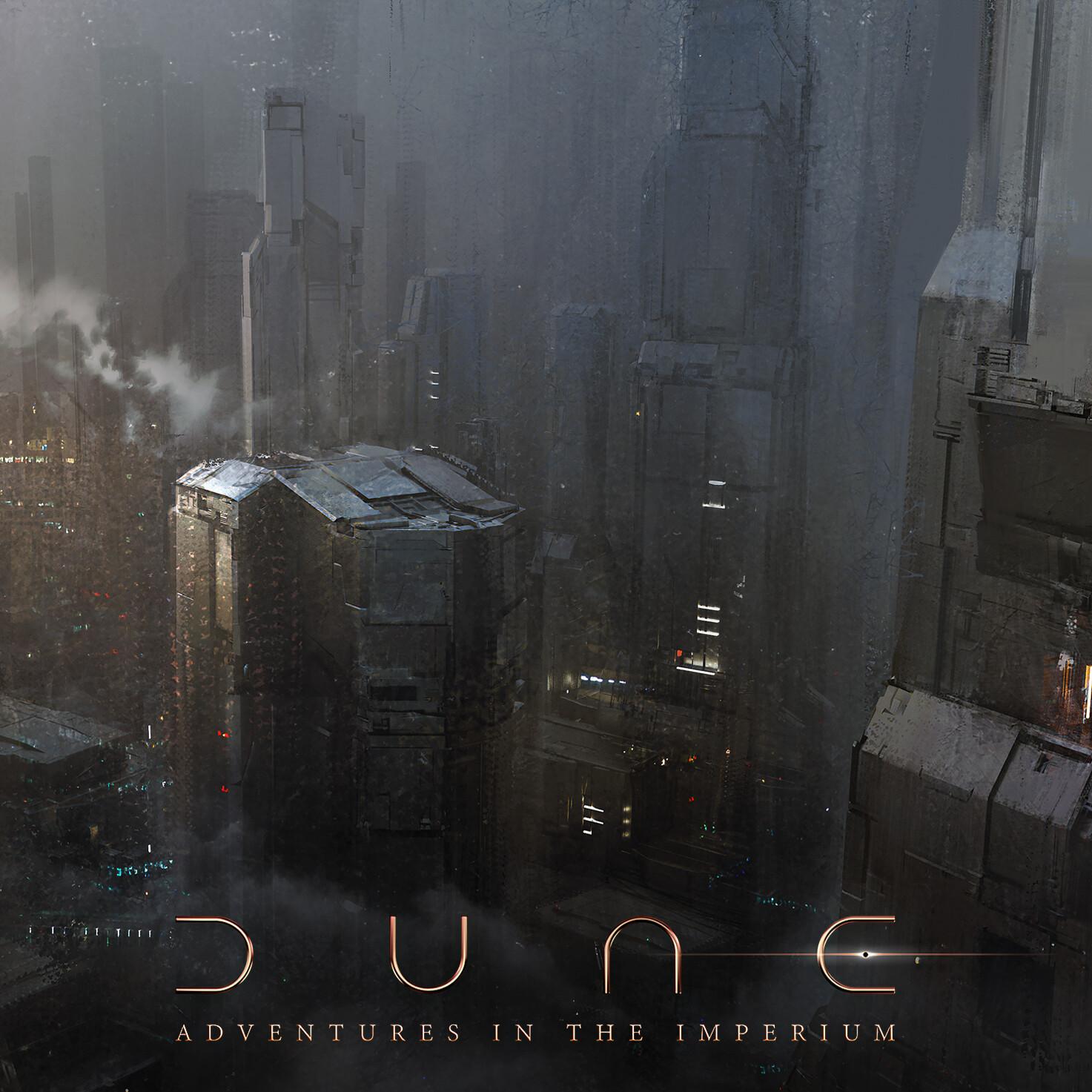 DUNE  / INDUSTRIAL CITY