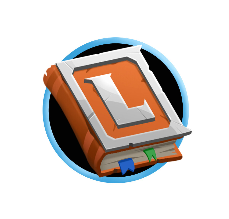 Game Book Icons
