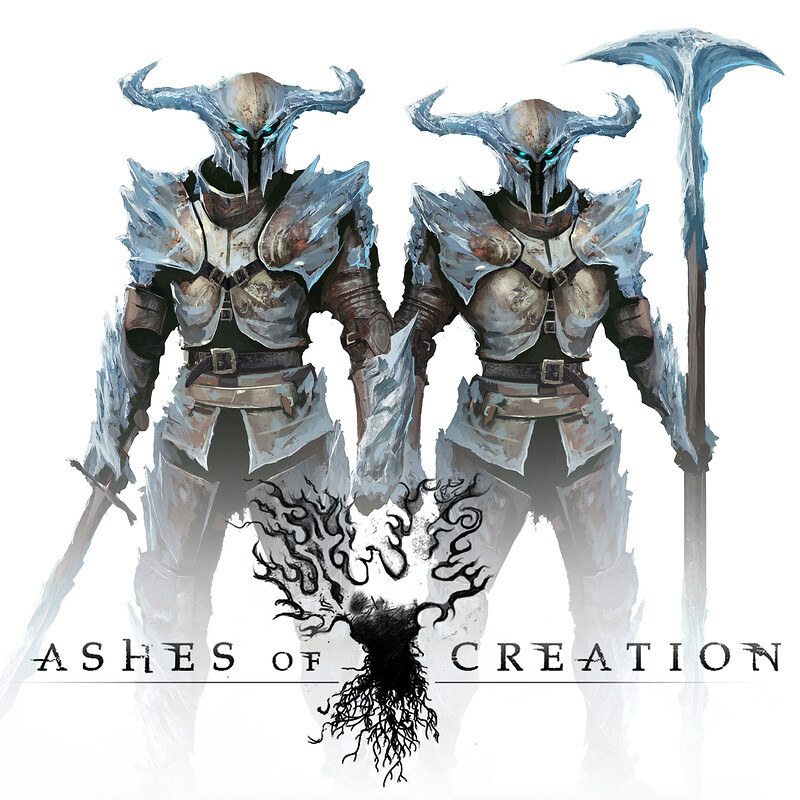 Ashes of Creation - Cosmetic Concepts Vol 4