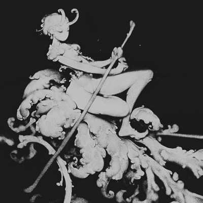 Ivan solyaev ivan solyaev 1x1 hild of cursed flowers 1