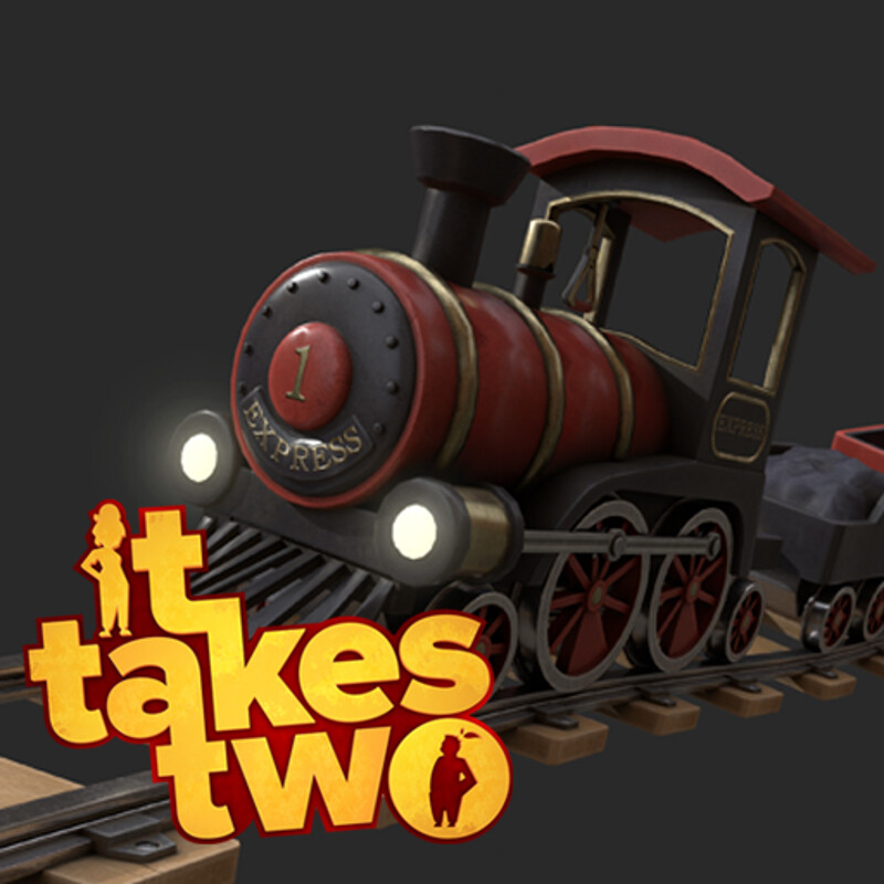 It Takes Two - Toy assets collection