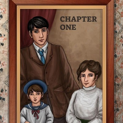 Imelda wei ding lo fortunus games chap 1 preview