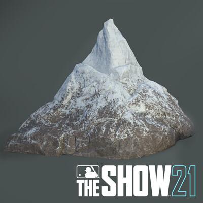 MLB The Show 21 - Props & Materials