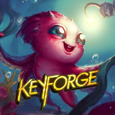Deepwater Gruen - Keyforge