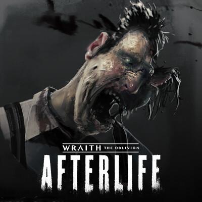 Wraith The Oblivion Afterlife - Spectre Concept