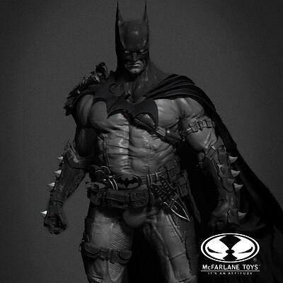 McFarlane's Batman - Golden Label Collection
