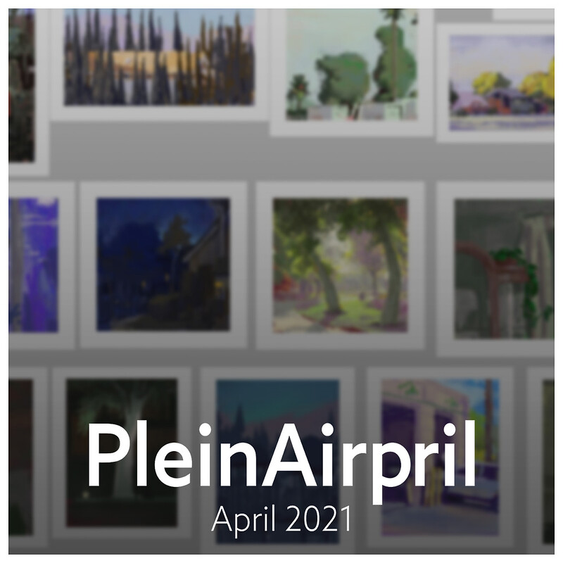 #PleinAirpril 2021