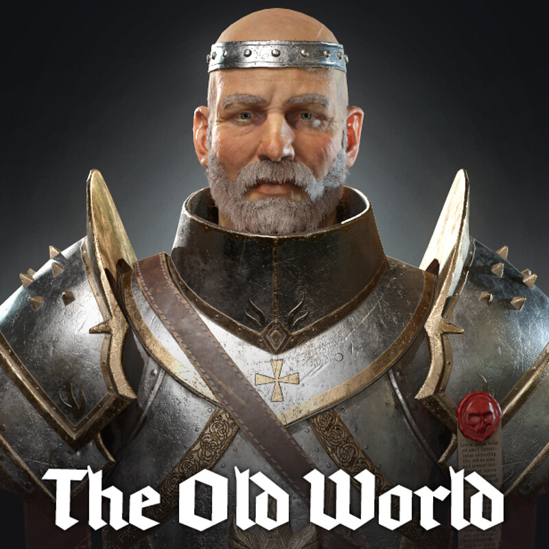 Warrior Priest | The Old World