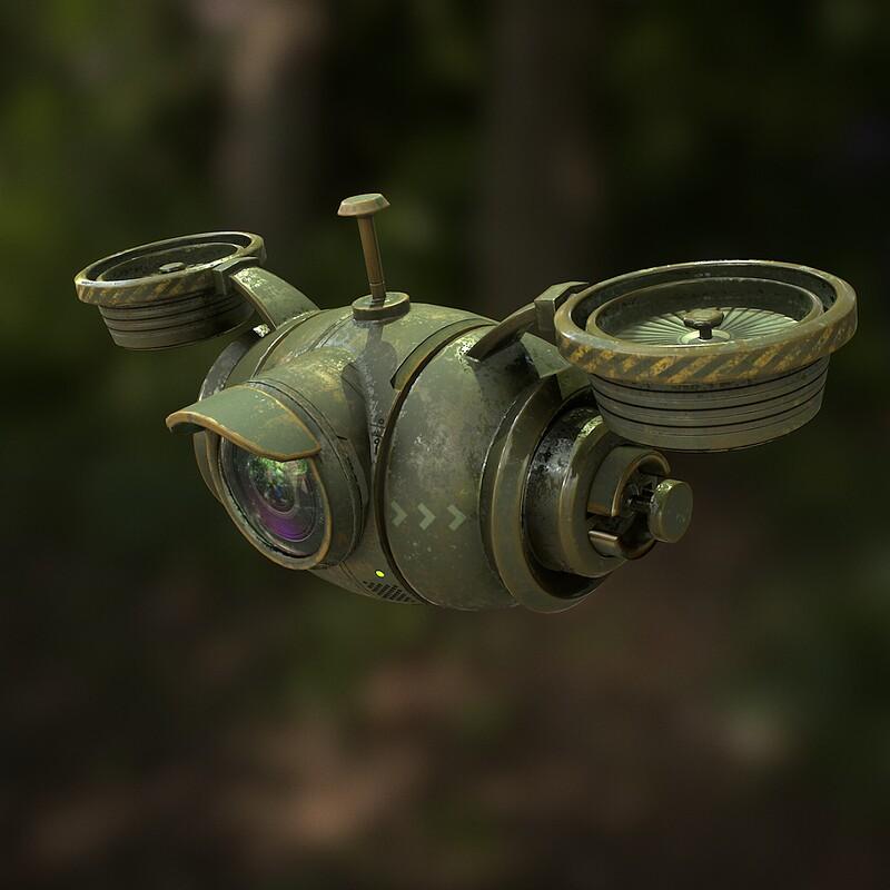D15 Companion Drone