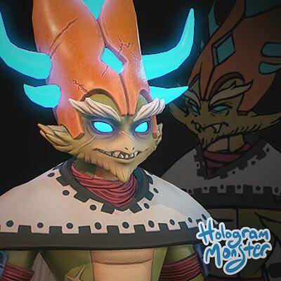 Hologram monster studio hologram monster studio desertsentry thumb