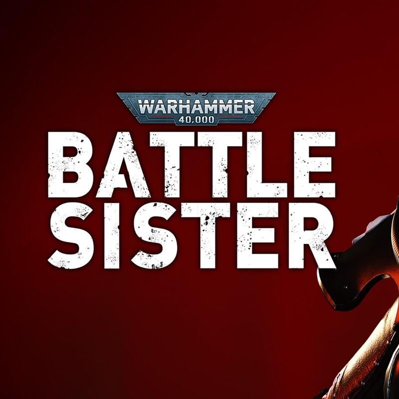 Warhammer 40k :- Battle Sister