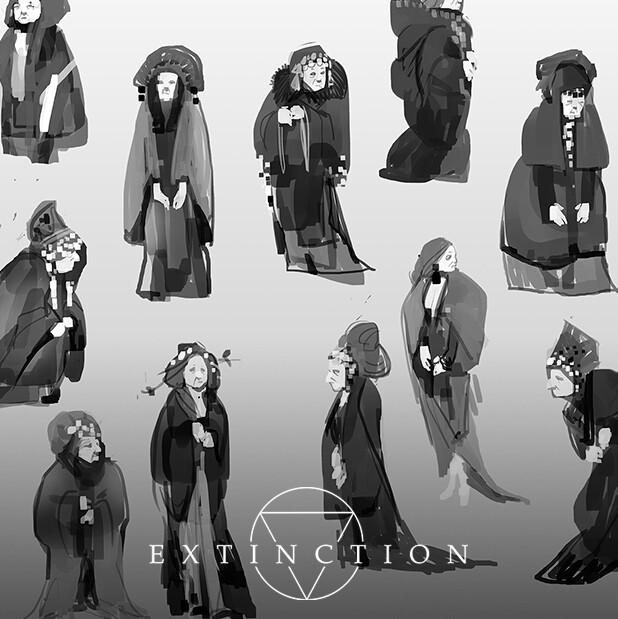 Witch Pandora - First Concept