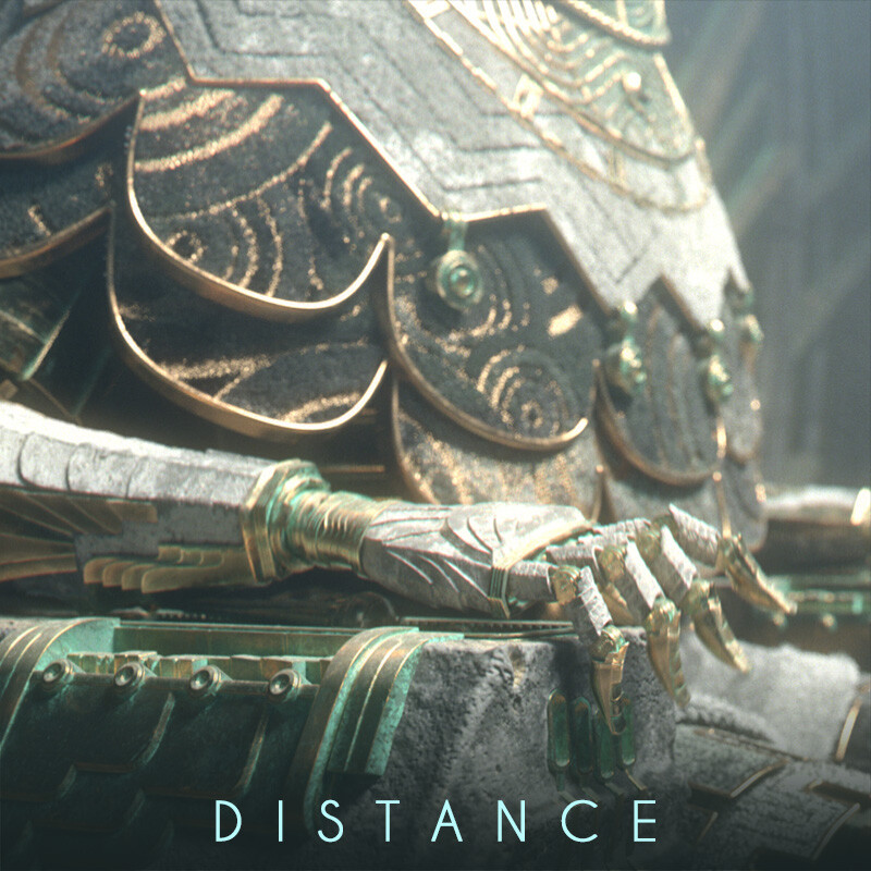 Distance - The fable II