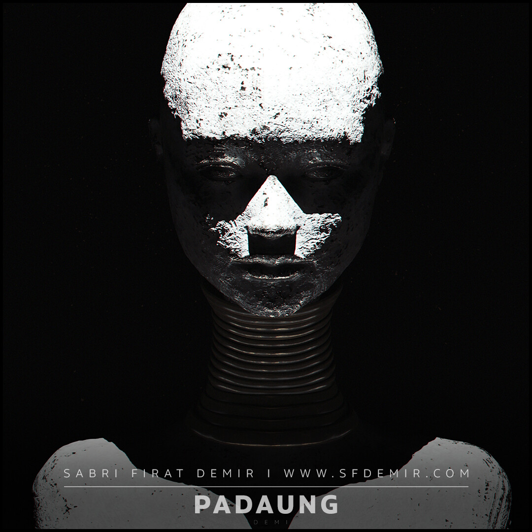 Statue of Padaung