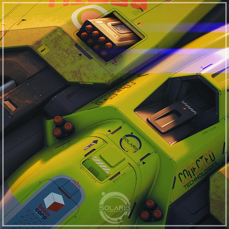 Solaris Ignitor AG Ship