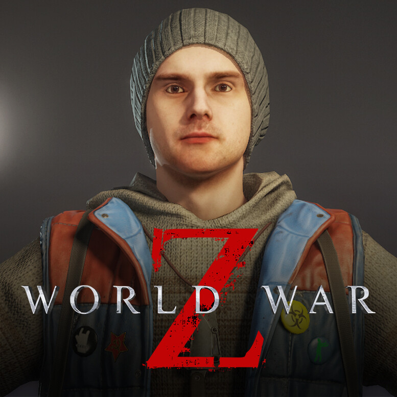 "WWZ character ""Timur Yushkevich"""