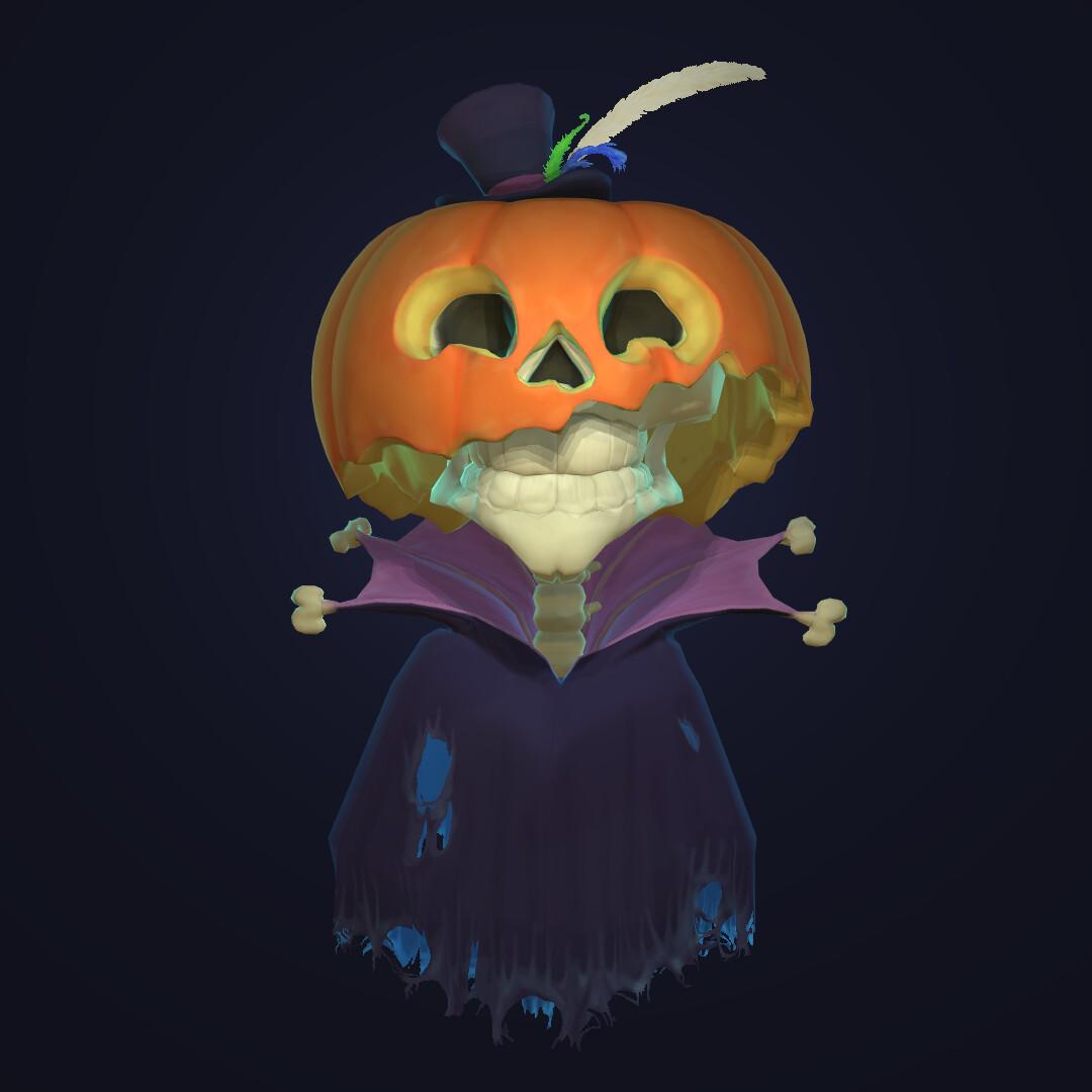 Halloween Concept Adaptation