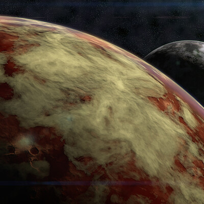 Saul barreto saul barreto planet 00045