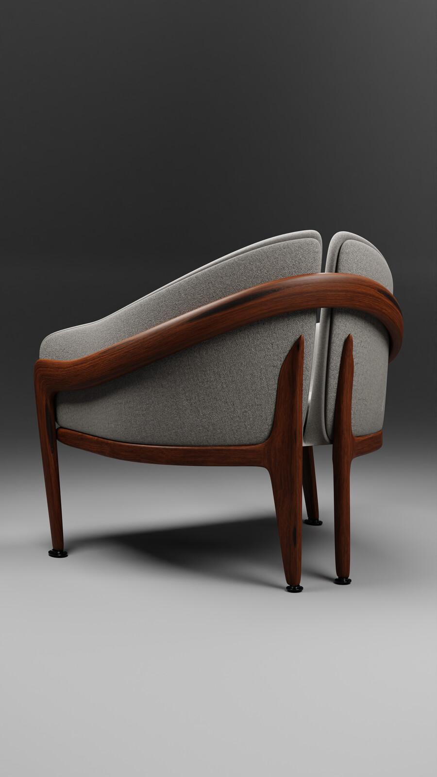 Easy Lounge Chair 002