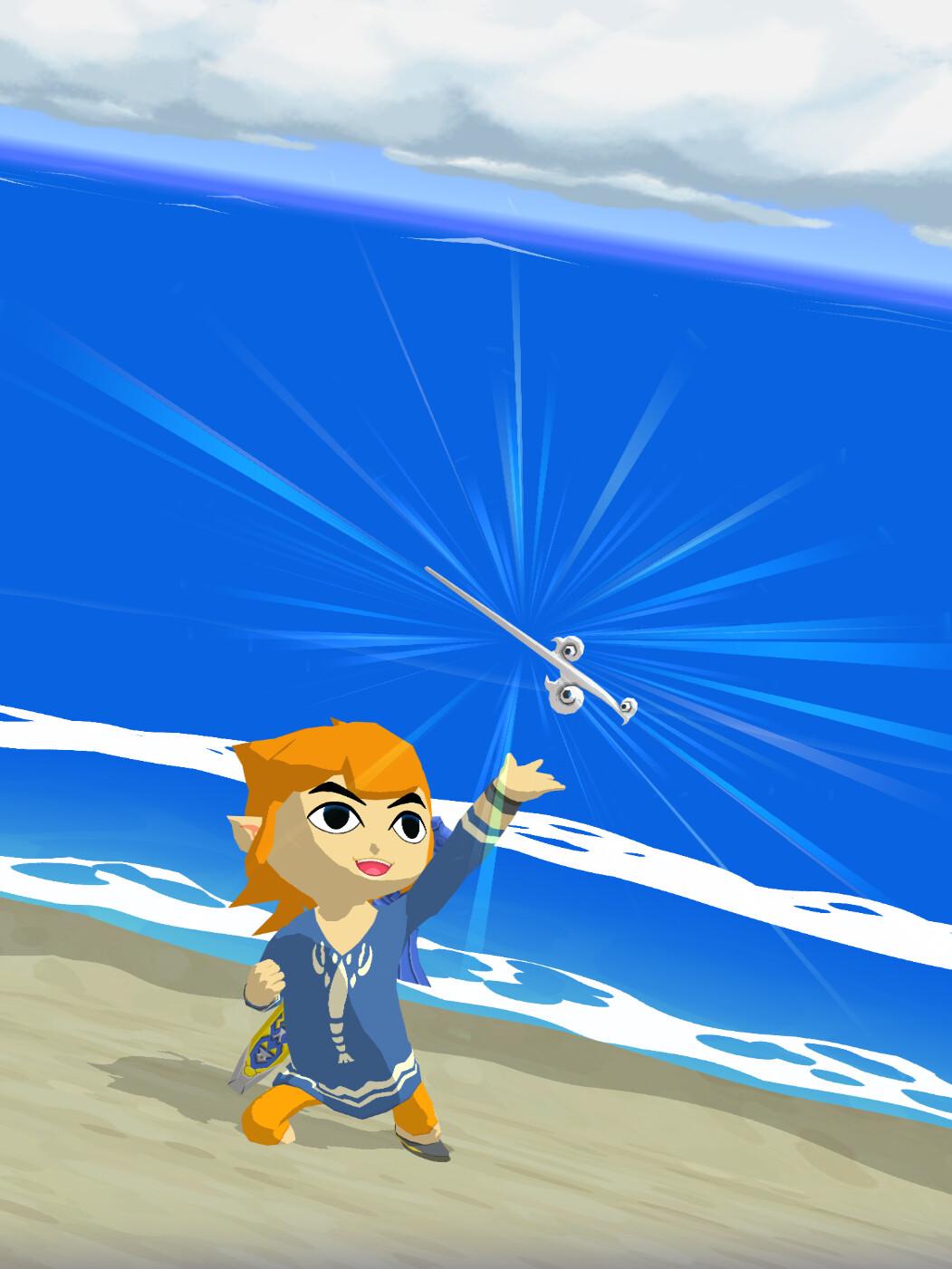 Wind Waker (Nintendo - Hypatia)