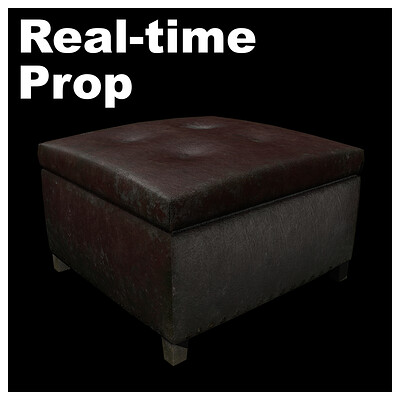 Grungy Ottoman - Real-time
