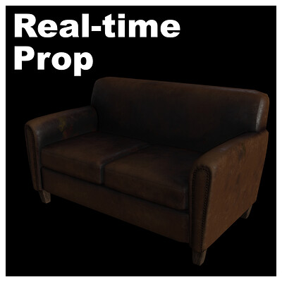 My Old Sofa - Real-time