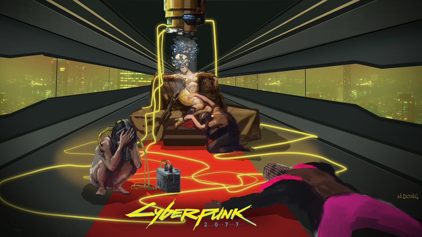 Cyberpunk 2077 - Wasted Youth
