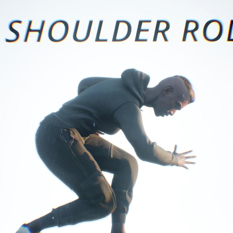 Parkour 101 - Shoulder Roll