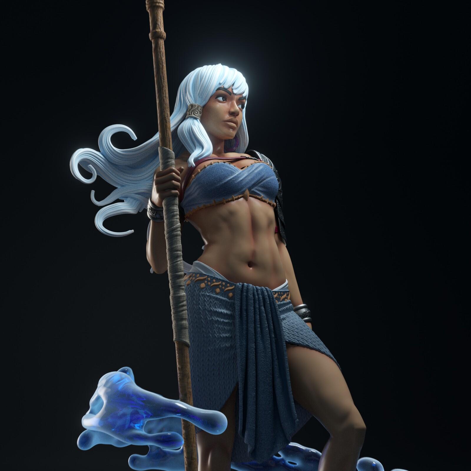 Daughter of Poseidon