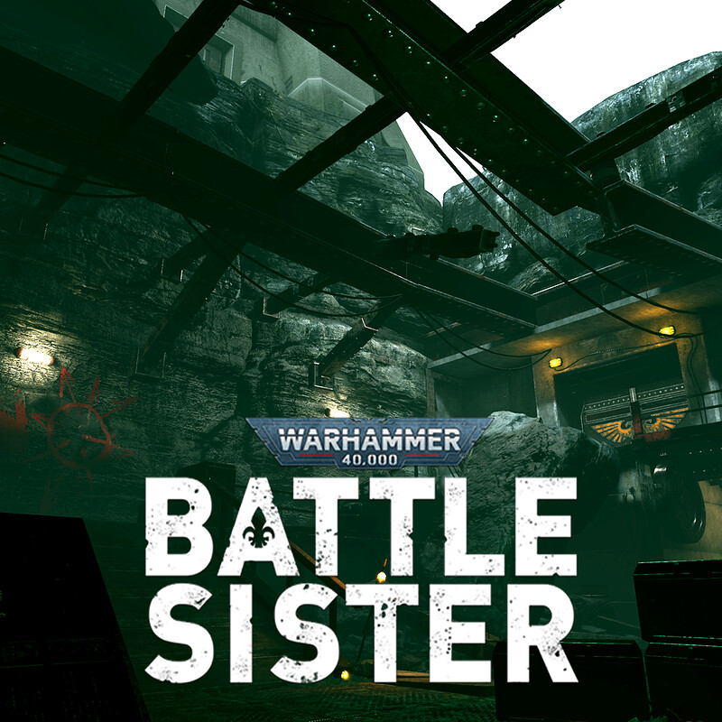 Warhammer 40,000: Battle Sister - Monastery