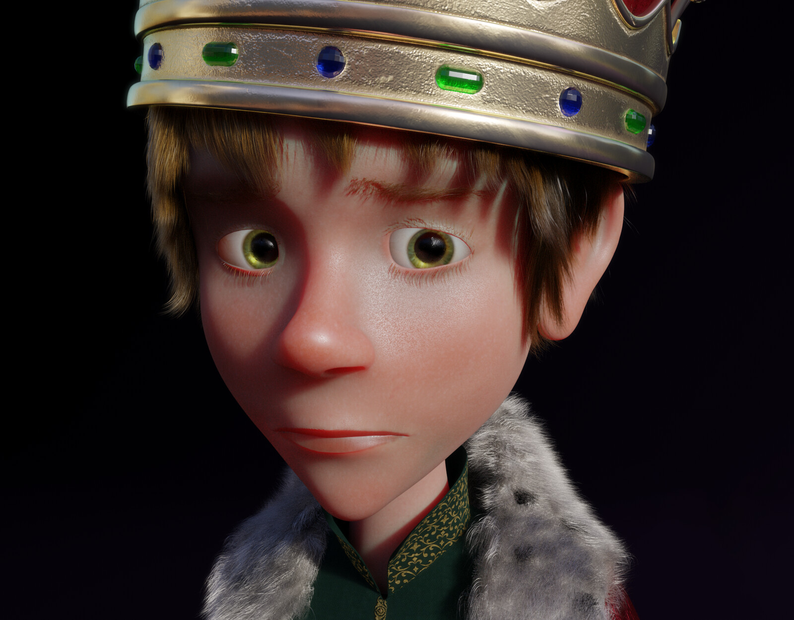 Rightful King of England, Arthur - The Sword in the Stone
