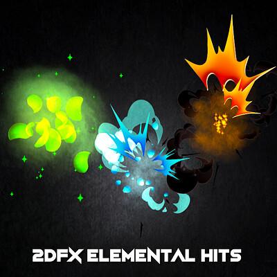 The 2DFX Elemental Hits