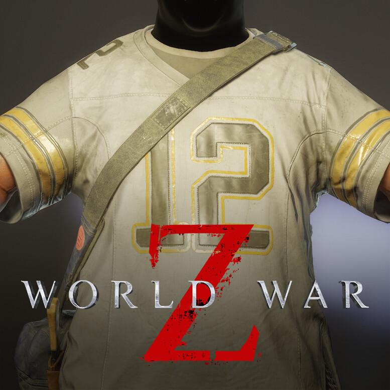 Garment WWZ project