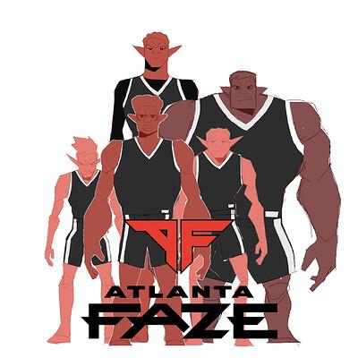 Atlanta Faze ( Monstars )