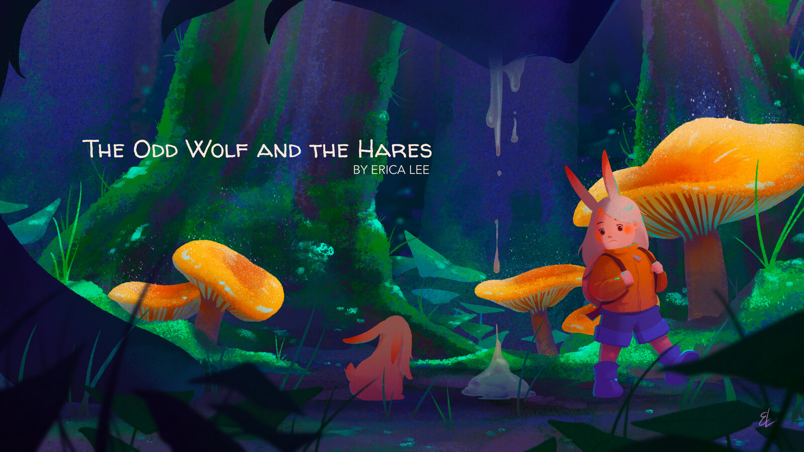 Project Development - The Odd Wolf and the Hares