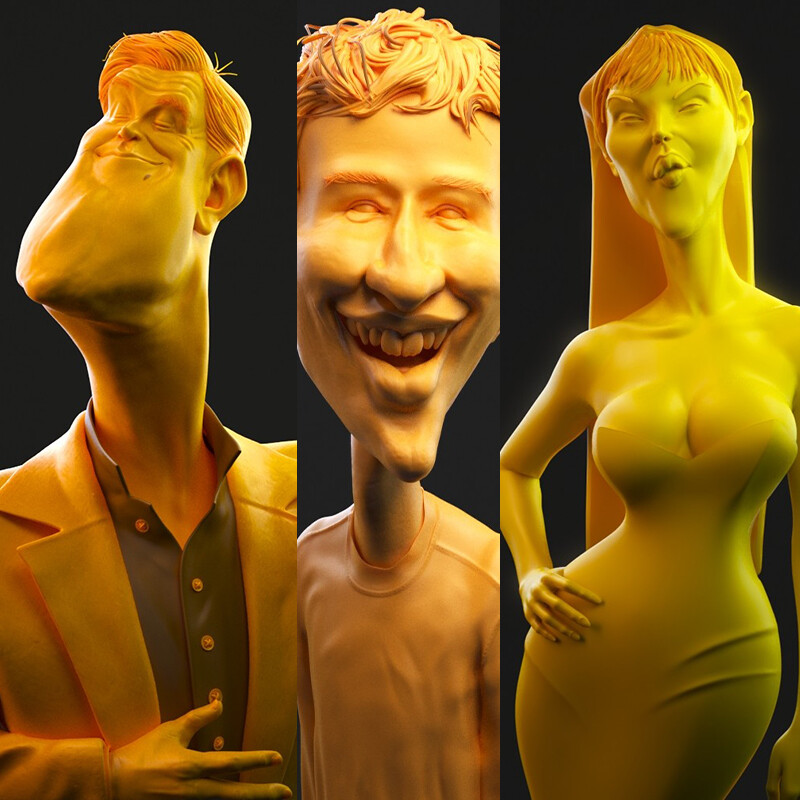 Old sculpts