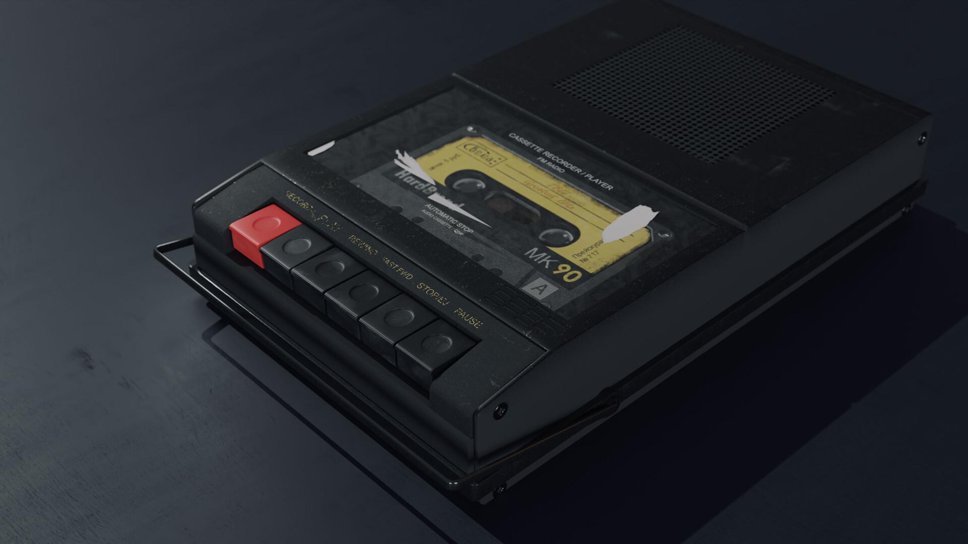 """""""Mangia Cassette"""""""