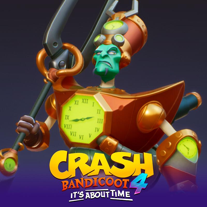Ntropy - Crash Bandicoot 4 It's About Time