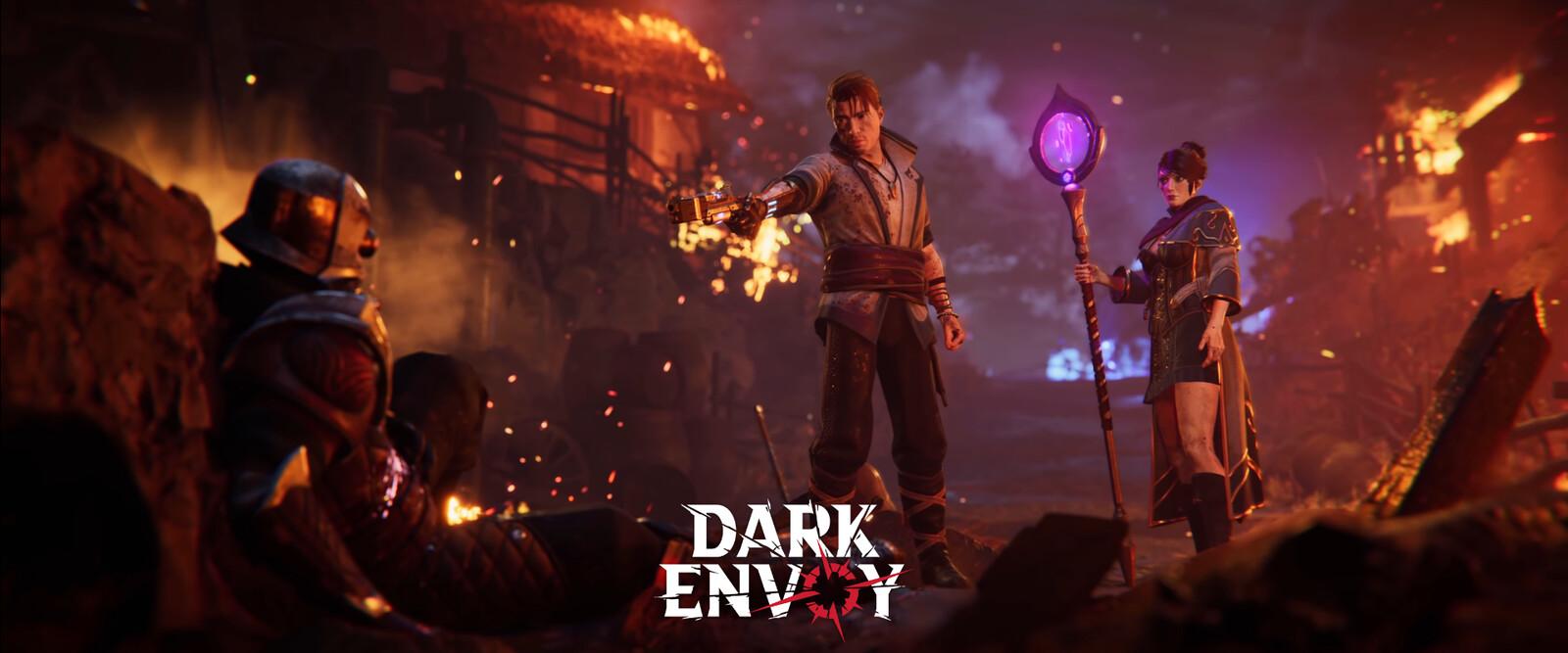 Dark Envoy Trailer