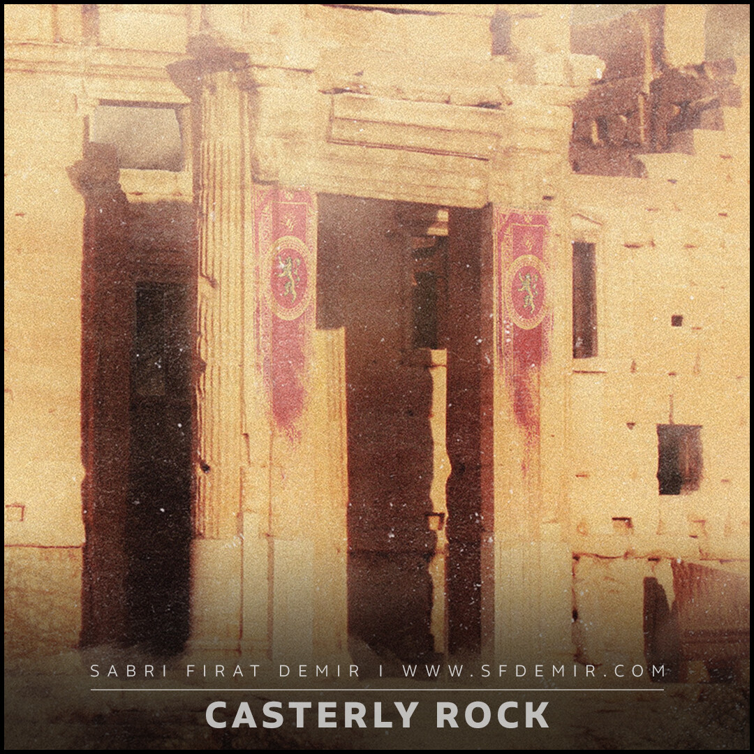Temple Of The Casterly Rock