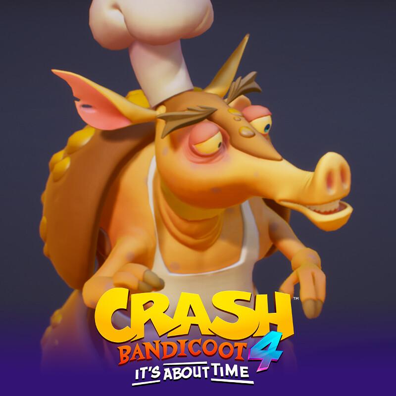 Sous Chef - Crash Bandicoot 4 It's About Time