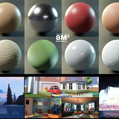 Trackmania 2020 : MeshModeler Custom Materials