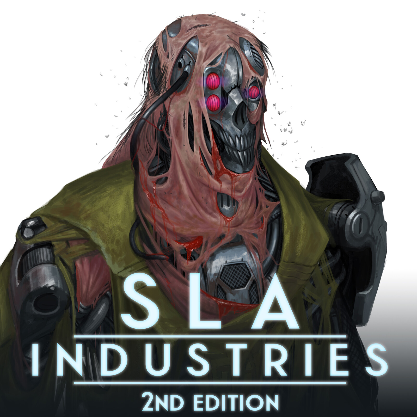 SLA Industries - 2ND Edition