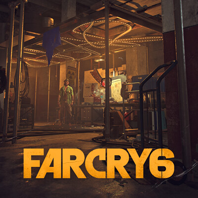 Juan's Workshop - Far Cry 6