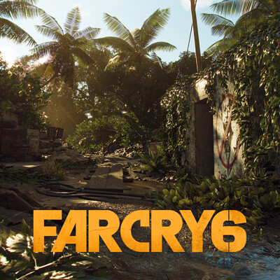 Bunkers and beach - Far Cry 6