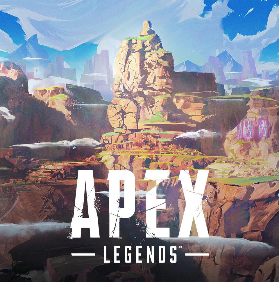 Apex Legends S8 Cinematic Concepts
