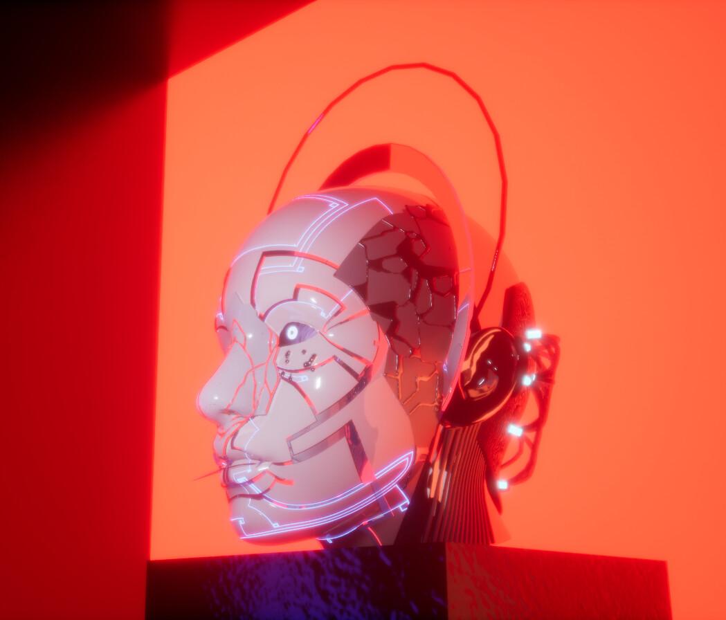 Procedural Cyborg Generator