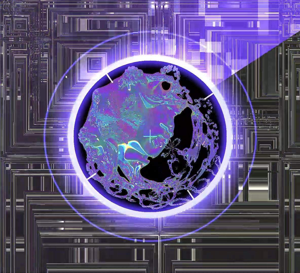 Volumetric Fractal Computing
