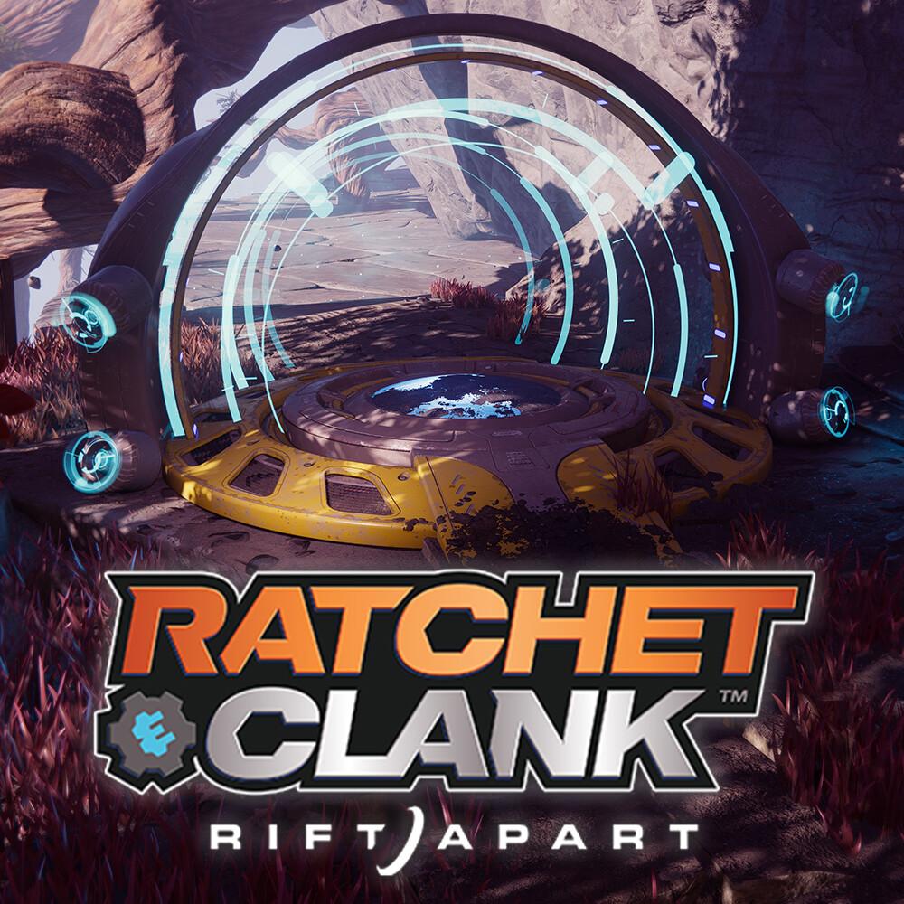 Ratchet & Clank: Rift Apart - Props & Hard-Surface